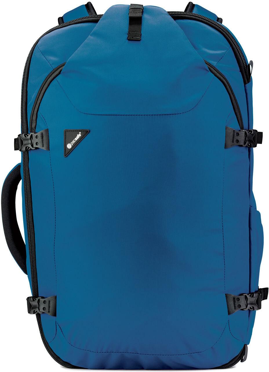 Pacsafe Venturesafe EXP45 Backpack blue at Addnature.co.uk